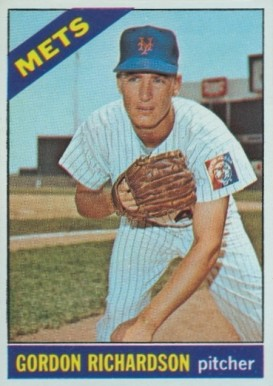 1966 Topps Gordon Richardson #51 Baseball Card