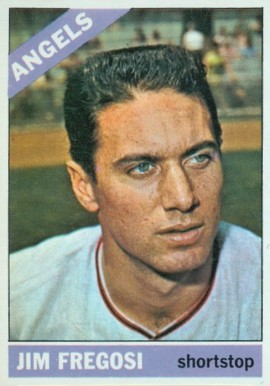 1966 Topps Jim Fregosi #5 Baseball Card