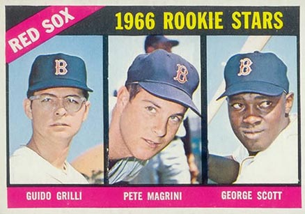1966 Topps Guido Grilli #558 Baseball Card