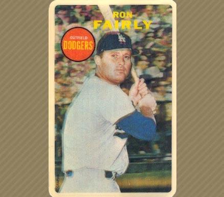 1968 Topps 3 D Baseball Card Set Vcp Price Guide