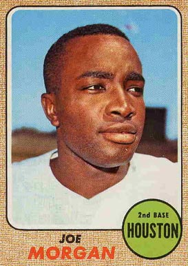 1968 Topps Joe Morgan #144 Baseball Card