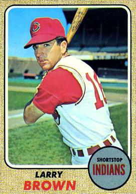 Larrys Vintage Baseballkarten