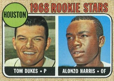 1968 Topps Tom Dukes #128 Baseball Card