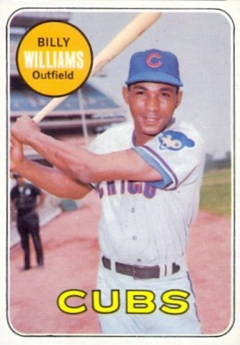 1969 Topps Billy Williams #450 Baseball Card