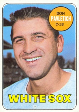 1969 Topps Don Pavletich #179 Baseball Card