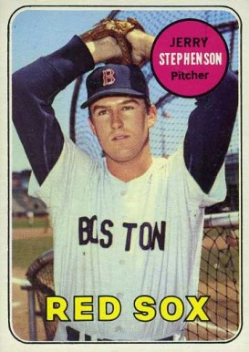 1969 Topps Jerry Stephenson #172 Baseball Card
