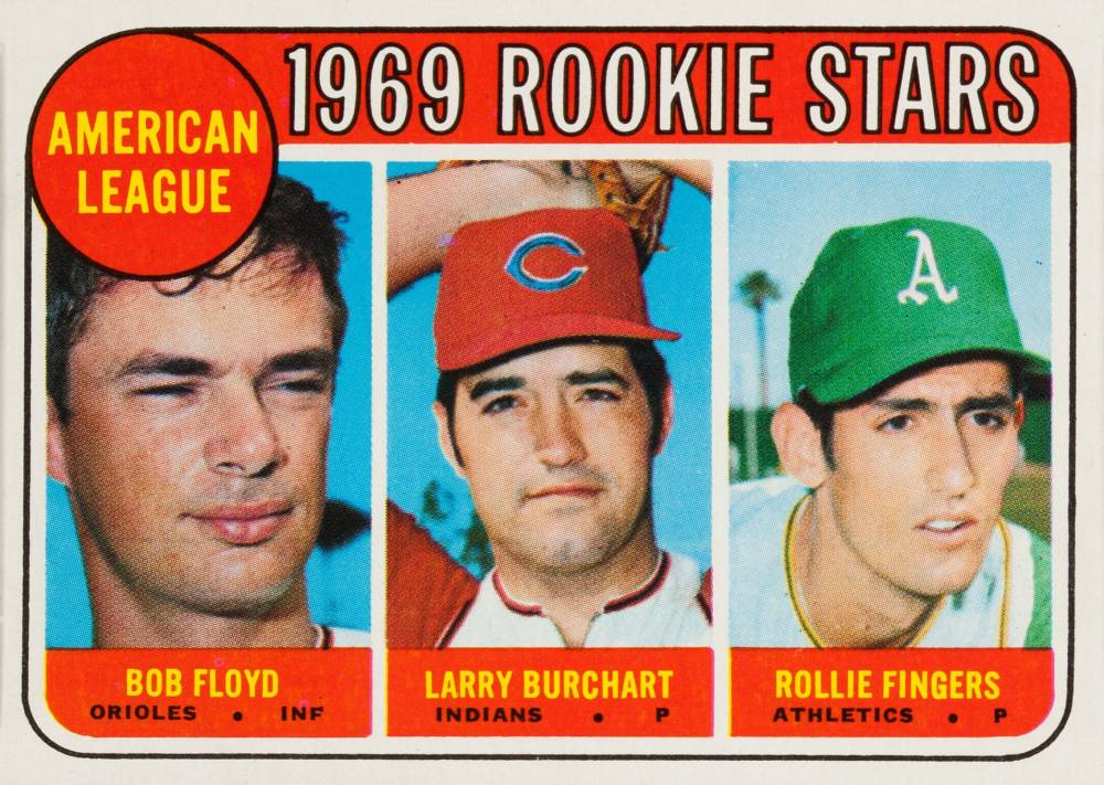 1969 Topps A.L. Rookies #597 Baseball Card