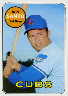 1969 Topps Ron Santo #570 Baseball Card