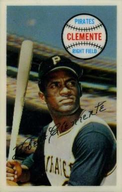 1970 Kelloggs Roberto Clemente 27 Baseball Vcp Price Guide