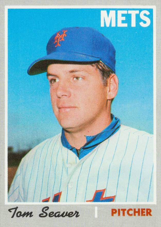 1970 Topps Tom Seaver #300 Baseball Card