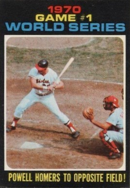 1971 O-Pee-Chee   #327 Baseball Card
