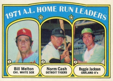 1972 O-Pee-Chee Norm Cash #90 Baseball Card