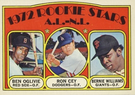 1972 Topps Ron Cey #761 Baseball Card