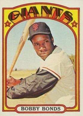 Bobby Bonds Baseball Cards