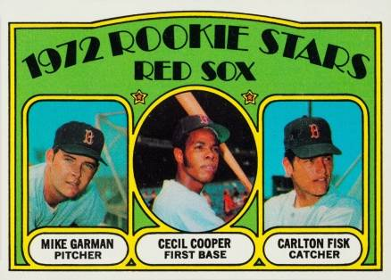 1972 Topps Cecil Cooper #79 Baseball Card