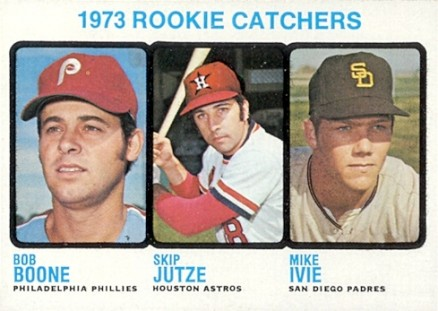 1973 Topps Rookie Catchers #613 Baseball Card