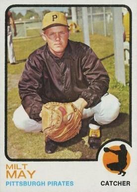 Milt May Baseball Cards