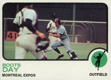 1973 Topps Boots Day #307 Baseball Card