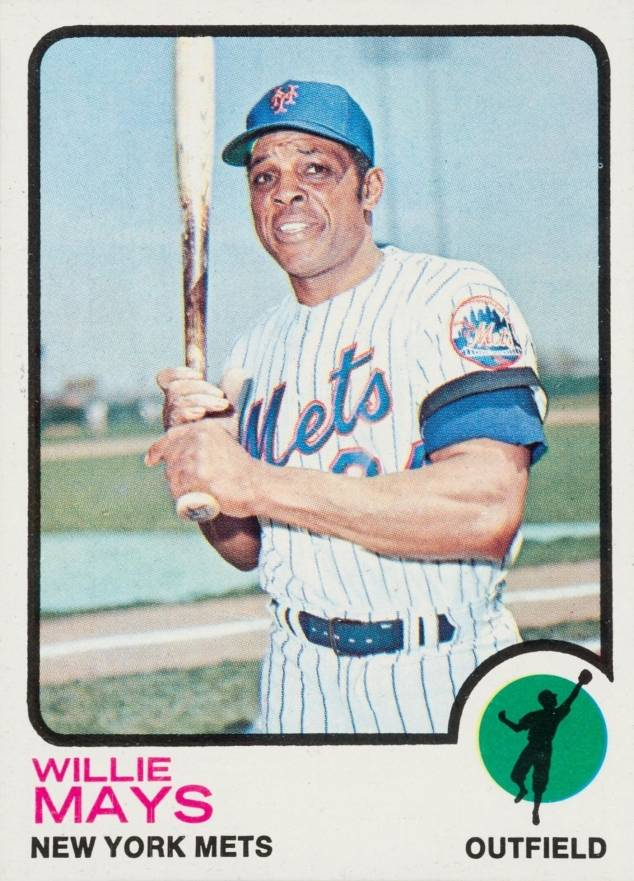 1973 Topps Willie Mays 305 Baseball Vcp Price Guide