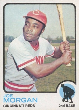 1973 Topps Joe Morgan #230 Baseball Card