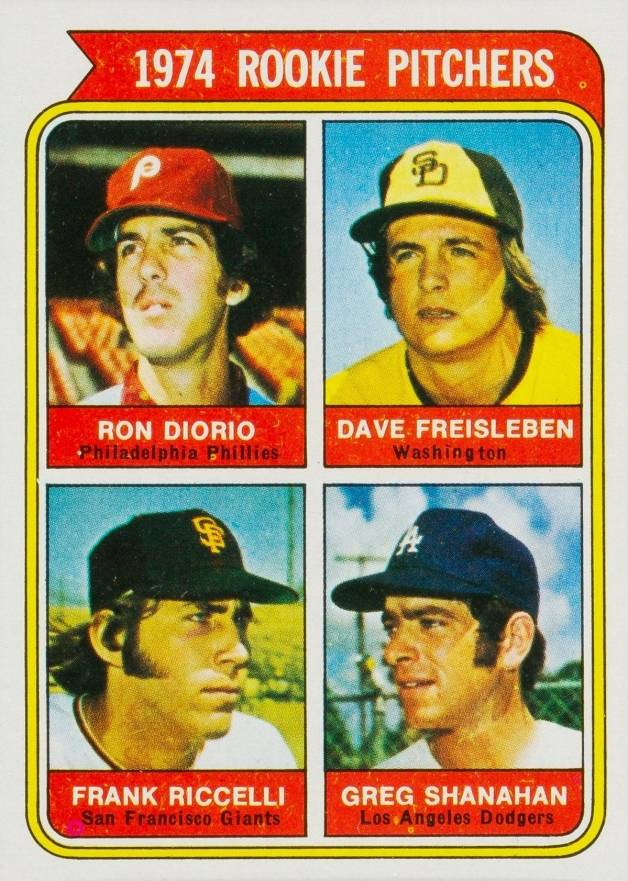 1974 Topps 1974 Rookie Pitchers #599-Wash Baseball Card