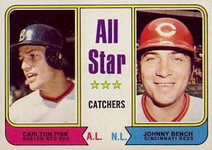 1974 Topps All-Star Catchers #331 Baseball Card