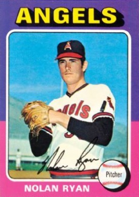 1975 O-Pee-Chee Nolan Ryan #500 Baseball Card