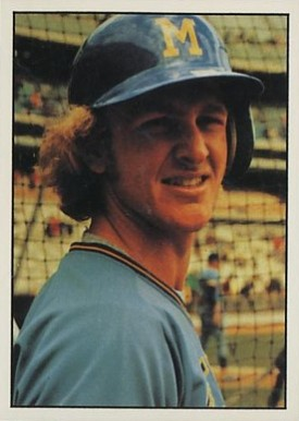 1975 SSPC Robin Yount #238 Baseball Card
