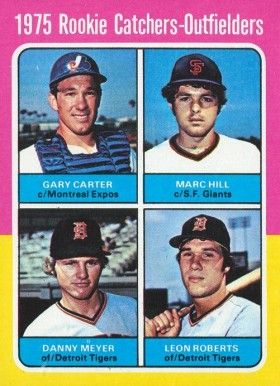 1975 Topps Mini Gary Carter #620 Baseball Card