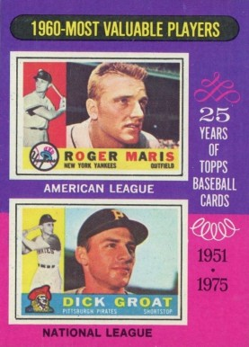 1975 Topps Dick Groat #198 Baseball Card