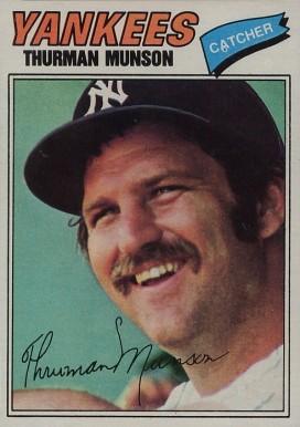 1977 Burger King Yankees Baseball Card Set Vcp Price Guide