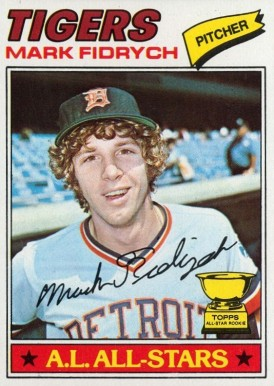 1977 Topps Mark Fidrych #265 Baseball Card