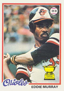 1978 Topps Eddie Murray #36 Baseball Card