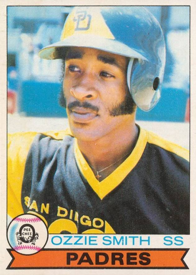1979 O-Pee-Chee Ozzie Smith #52 Baseball Card