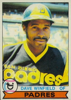1979 Topps Dave Winfield #30 Baseball Card