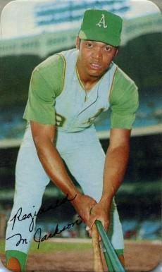 1970 Topps Super Reggie Jackson 28 Baseball Vcp Price Guide