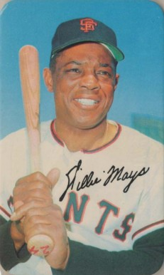 1970 Topps Super Willie Mays #18 Baseball Card
