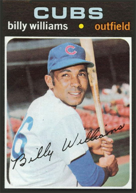 1971 Topps Billy Williams #350 Baseball Card