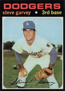 1971 Topps Steve Garvey #341 Baseball Card