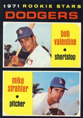 1971 Topps Mike Strahler #188 Baseball Card