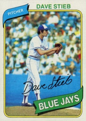 Image result for dave stieb baseball card