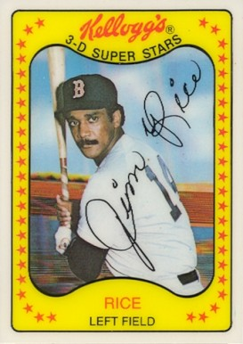 1981 Kelloggs Baseball Card Set Vcp Price Guide