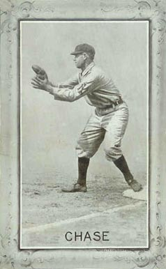 1907 Novelty Cutlery Postcards Hal Chase #5 Baseball Card