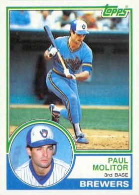 1983 Topps Baseball Card Set Vcp Price Guide
