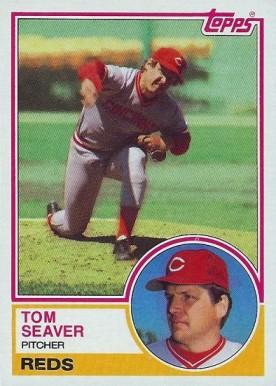 Tom Seaver Reds