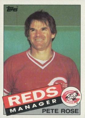 1985 Topps Baseball Card Set Vcp Price Guide