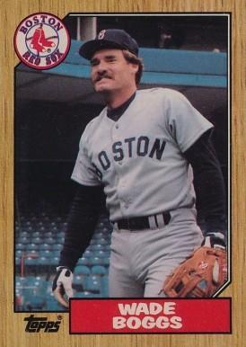 1987 Topps Baseball Card Set Vcp Price Guide