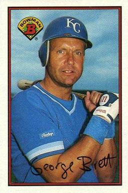 1989 Bowman Baseball Card Set Vcp Price Guide