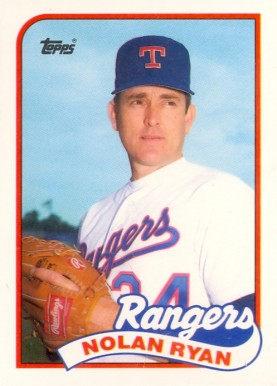 1989 Topps Traded Nolan Ryan 106t Baseball Vcp Price Guide