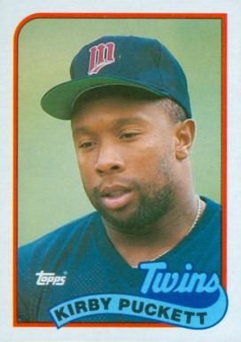 1989 Topps Baseball Card Price Guide